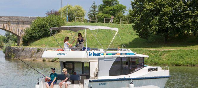 Le Boat anuncia nuevos barcos más grandes de su gama Horizon
