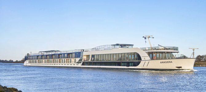 AmaWaterways incorporará un nuevo barco a su flota europea en 2020, el AmaSiena
